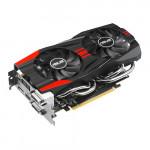 Placa de Vídeo ASUS Geforce GTX 760 2GB DDR5 OC GTX760-DC2OC-2GD5