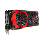Placa de Vídeo MSI Radeon R9 390 8GB GAMING DDR5 R9 390 GAMING 8G