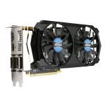 Placa de Vídeo MSI Geforce GTX 970 4GB DDR5 OC GTX-970-4GD5T-OC