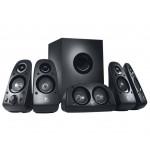 Caixa de Som Logitech Surround Speakers 5.1 Z506 980-000431 Imagem 01
