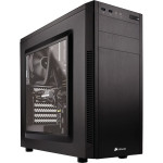 Gabinete Mid-Tower Corsair Carbide 100R Lateral Acrílico CC-9011075-WW Imagem 01