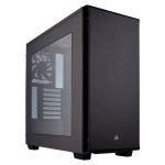 Gabinete Mid-Tower Corsair Carbide 270R Lateral Acrílico CC-9011105-WW Imagem 01