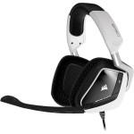 Headset Corsair VOID RGB Dolby 7.1 USB Branco CA-9011139-NA Imagem 01