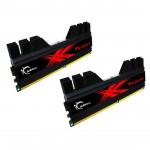 Imagem 01 Memória RAM G.Skill Trident 8GB (2x 4GB) DDR3 2400 F3-2400C10D-8GTD