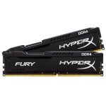 Imagem 01 Memória RAM Kingston HyperX Fury 16GB (2x 8GB) DDR4 2133 HX421C14FBK2/16