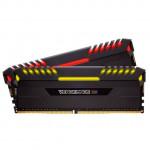 Memória RAM Corsair Vengeance RGB 16GB (2x 8GB) DDR4 3000 CMR16GX4M2C3000C16 Imagem 01