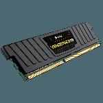 Memória RAM Corsair Vengeance LP 8GB DDR3 1600 Black CML8GX3M1A1600C10 Imagem 01