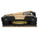 Memória RAM Corsair Vengeance Pro 16GB (2x 8GB) DDR3 2400 Gold CMY16GX3M2A2400C11A Imagem 01