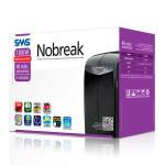 No-Break SMS Station II 1200VA Bivolt ST1200Bi Imagem 01