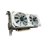 Placa de Vídeo Galax Geforce GTX 1060 EXOC White 6GB GDDR5 60NRH7DVM3VW Imagem 01