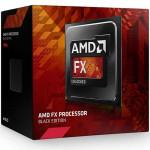 Processador AMD FX 4300 Black Edition 3.80 GHz AM3+ FD4300WMHKBOX Imagem 01