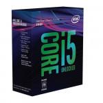 Processador Intel Core i5 8600K Coffee Lake 8ª Geração 3.60 GHz LGA 1151 BX80684I58600K Imagem 01
