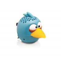 Caixa de Som Portátil Angry Birds Azul PG780G Imagem 01