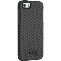 Case Iphone 5/5S Otterbox Symmetry Triangle Gray 77-37089 Imagem 01
