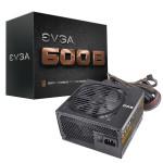 Fonte de Alimentação Evga 600B 600W 80 Plus Bronze 100-B1-0600-KR