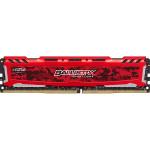 Memória RAM Crucial Ballistix Sport 8GB DDR4 2400 BLS8G4D240FSE Imagem 01
