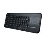 Imagem 01 - Teclado Sem Fio Logitech Wireless Touch Keyboard K400R 920-004821
