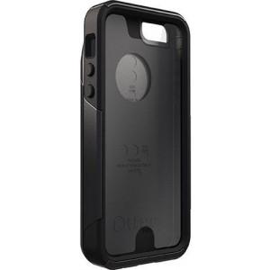 Case Iphone 5/5S Otterbox Commuter Wallet Black 77-30938 Imagem 01