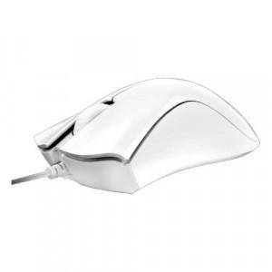 Mouse Razer DeathAdder White 1800 Dpi USB RZ01-00850500-R3C1 Imagem 01